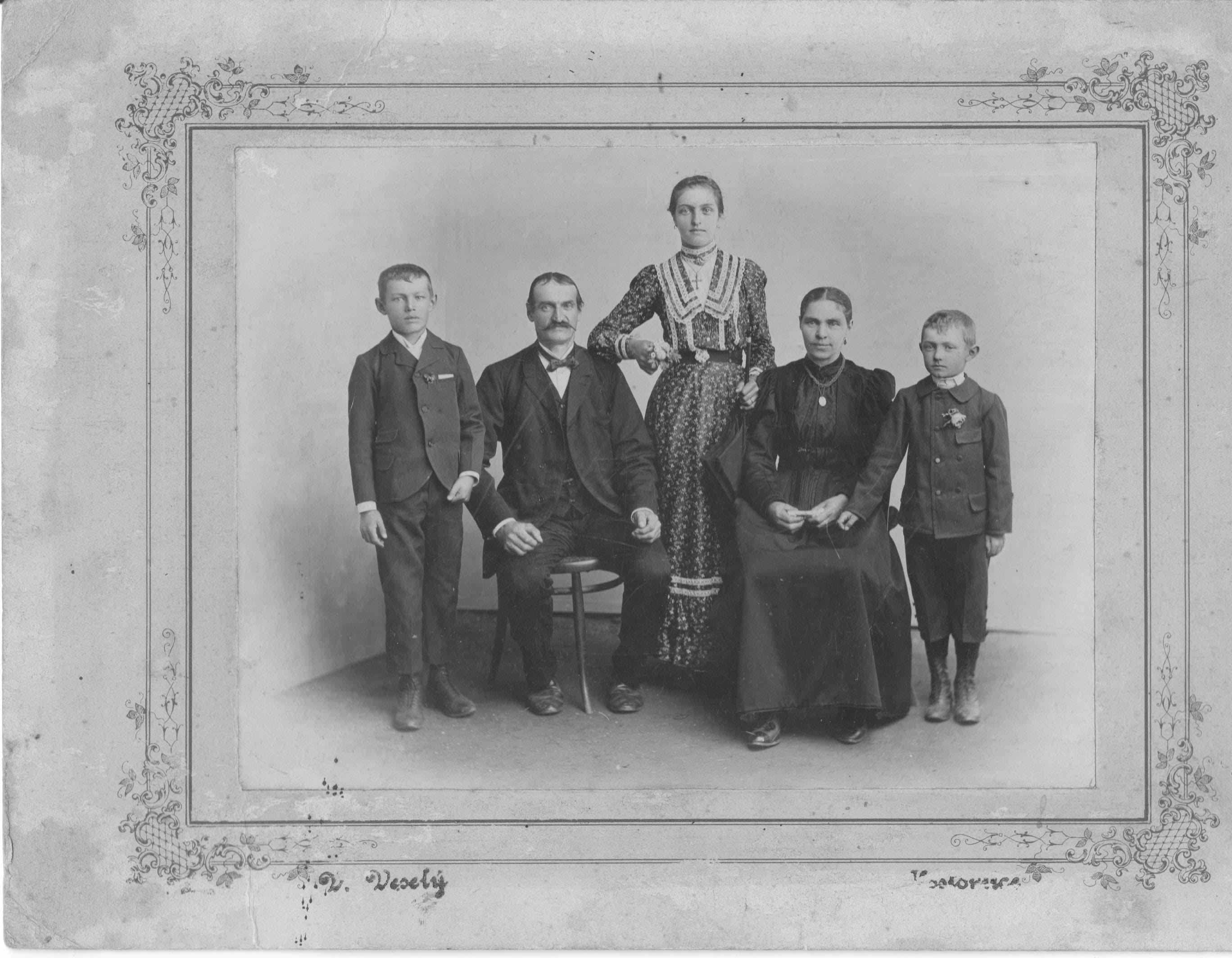 Benakovi 1902