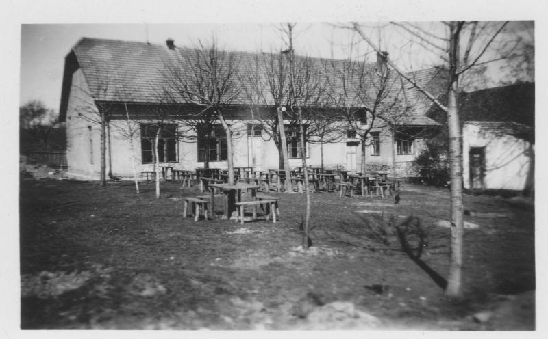 Restaurant - dancing hall 1929