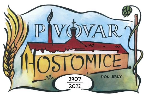 Hostomice brewery