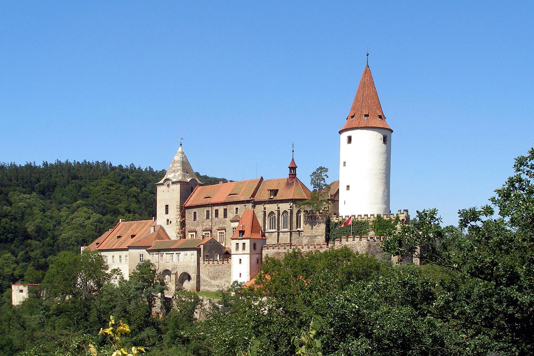 Křivoklát castle