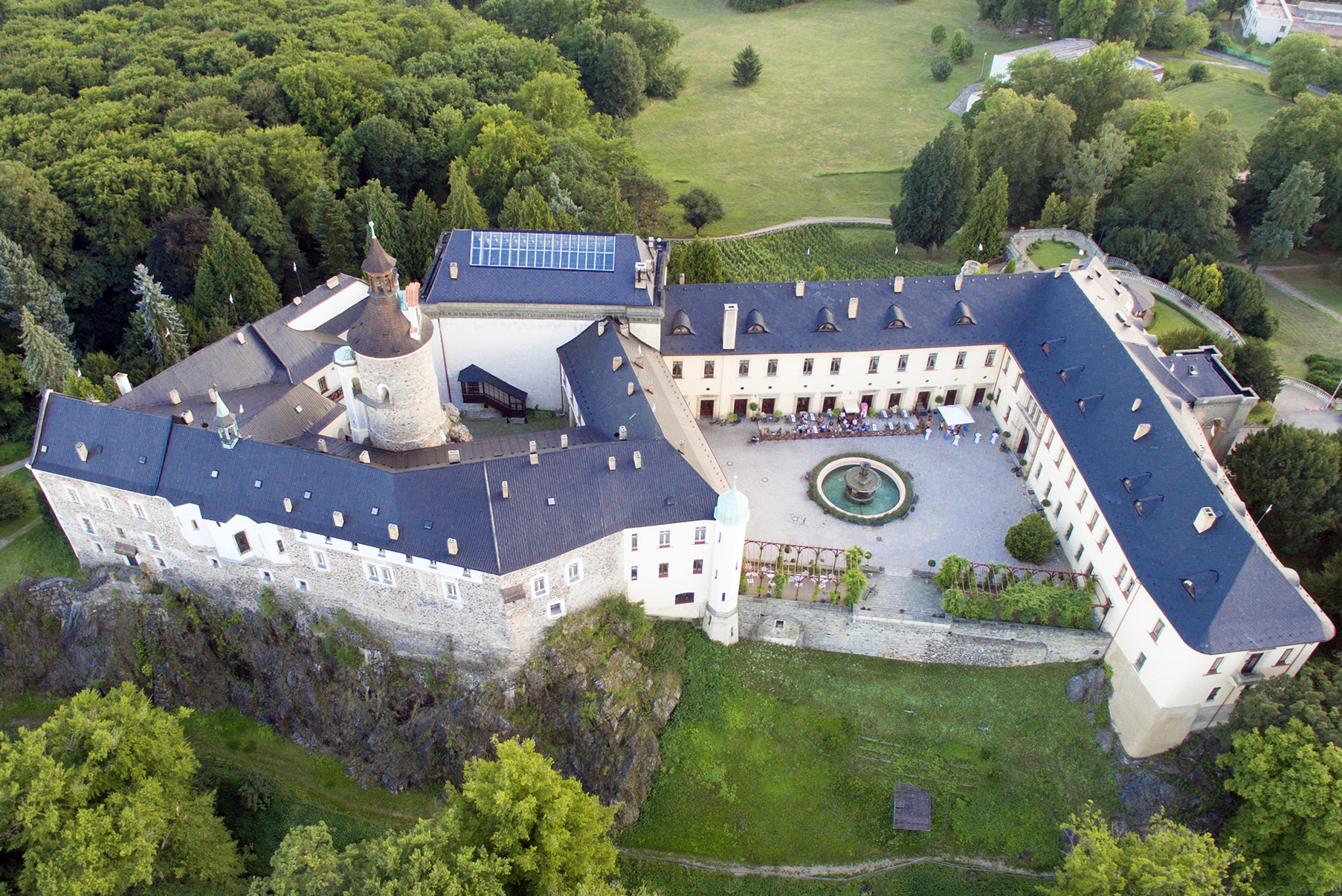 Zbiroh chateau